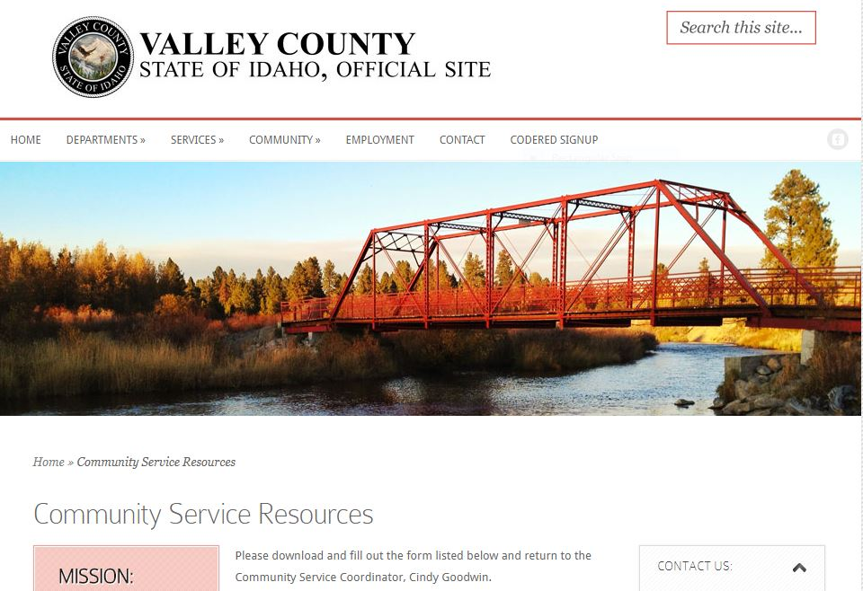 valley cnty